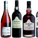 Portugiesischen Weinen Sortiment